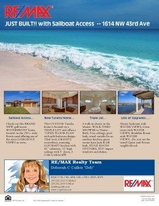 Brand New – Never Lived in — Gulf Access home….SOLD!!!