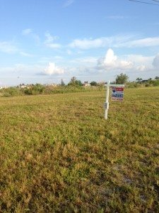 Cape Coral Lot Sales….