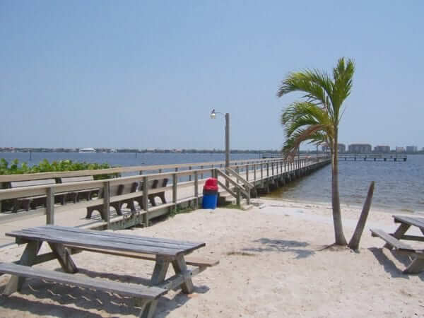 Cape Coral Florida fishing pier Cape Coral Real Estate News