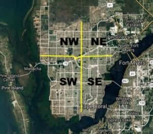 How to Navigate Street names in Cape Coral…